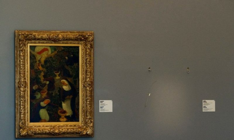 Stolen Picasso Resurfaces in Romania Six Years Later