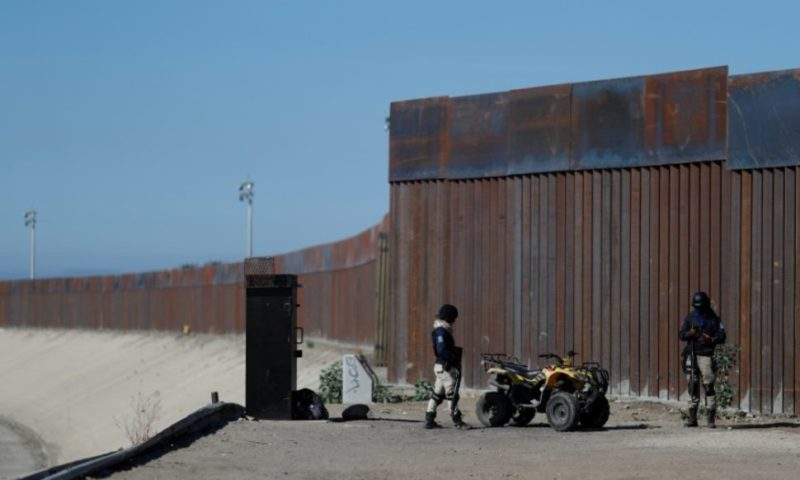Central Americans Stalled at U.S.-Mexico Border, Mull Work Offers