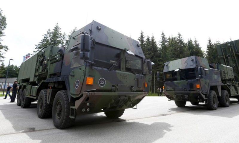 U.S. Approves Key Step Toward German Missile Defense Deal