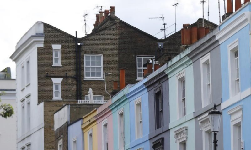 London house price boom over, at least for now