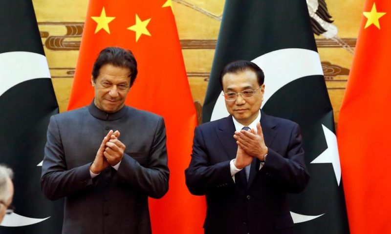 China Says Willing to Help Pakistan Over Fiscal Crisis