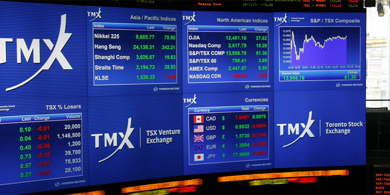Equities Higher with Tech, Energy Leading Way