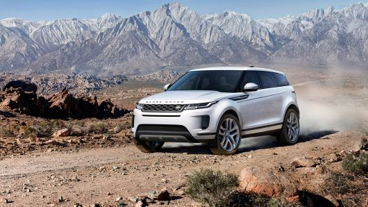 The pioneering and popular compact Range Rover Evoque gets a major makeover