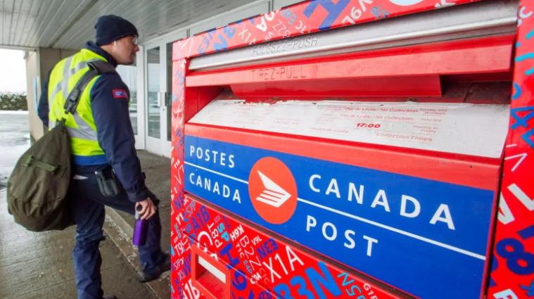 Canada Post stamp prices to increase on Jan. 14