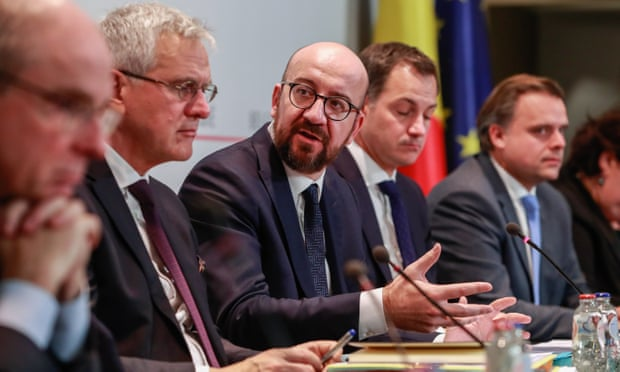 Belgium's government loses majority over UN migration pact