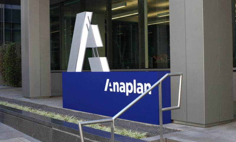 Equities Analysts Set Expectations for Anaplan Inc's Q3 2019 Earnings (NYSE:PLAN)