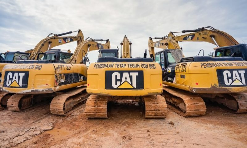Caterpillar Inc. (CAT) Rises 4.18% for November 30