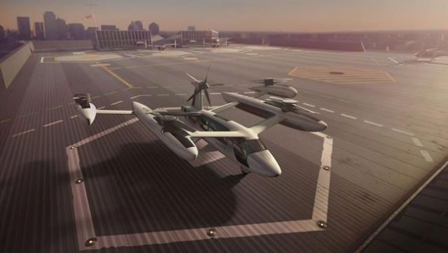 Flying cars on the way?