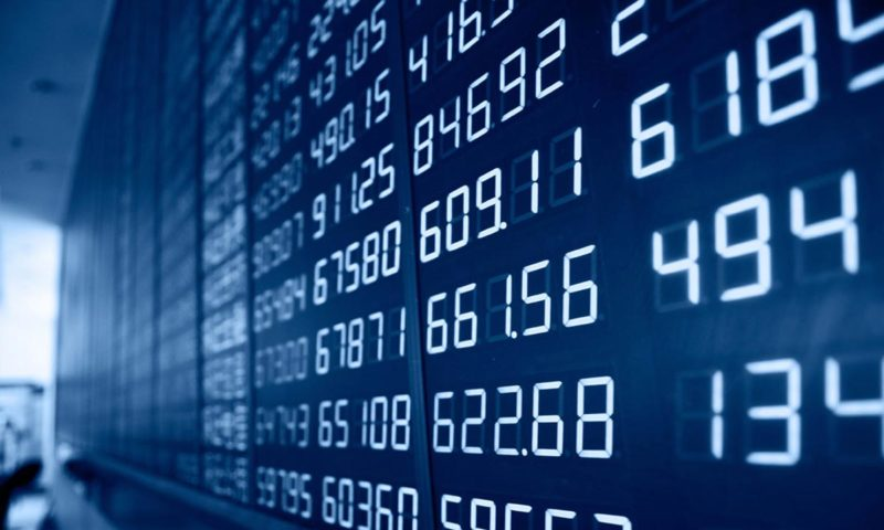 Return On Equities Outpacing Forex Investments Again