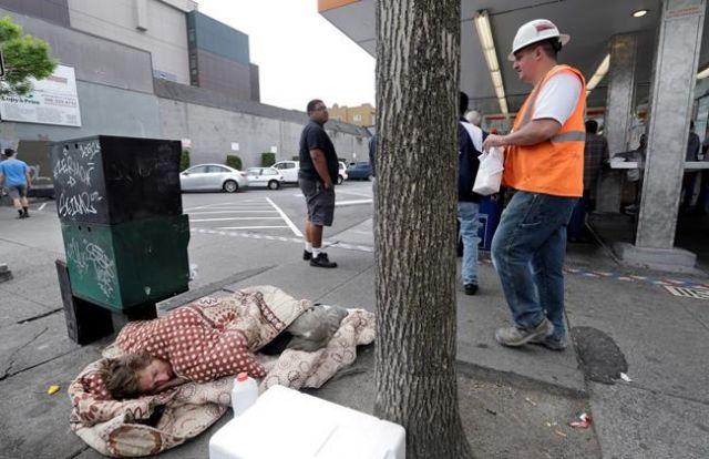 194,000 homeless in US