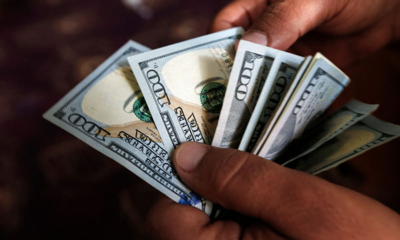 Dollar regains strength as government shutdown fears weigh on financial markets