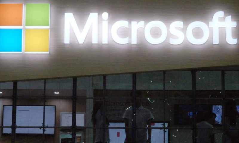 Microsoft surpasses Apple as most valuable U.S. company
