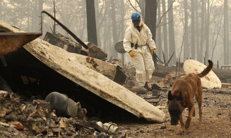 Regulators mull breaking up California's PG&E utility following explosions, fires