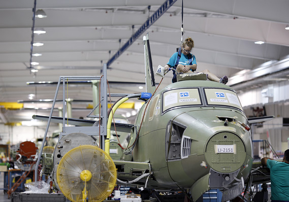 November durable goods orders point to underlying weakness
