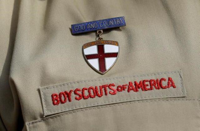 Boy Scouts bankrupt?