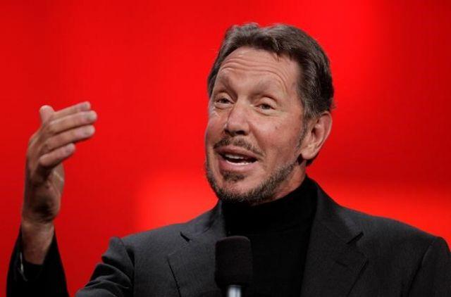 Oracle's Ellison to Tesla