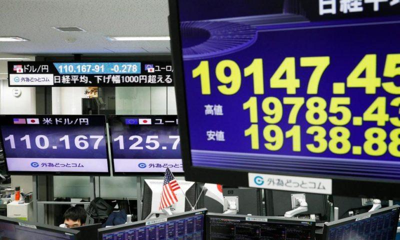 Asian Markets Slip on Fears of US Slowdown