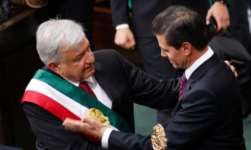 Mexico Gets Leftist Leader After Decades of Technocrats