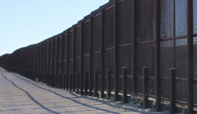 Millions donated for wall