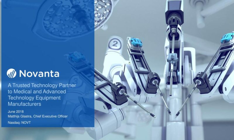 Novanta Inc. (NOVT) Plunges 5.7% on January 03