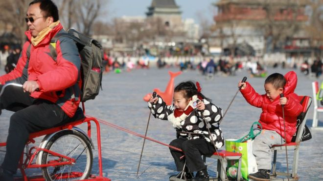 China's population 'to peak' in 2029 at 1.44 billion
