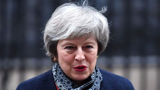 Brexit failure a catastrophic breach of trust, says May