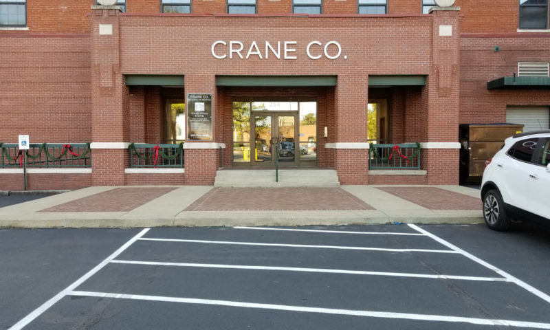 Crane Co. (CR) Moves Higher on Volume Spike for January 29