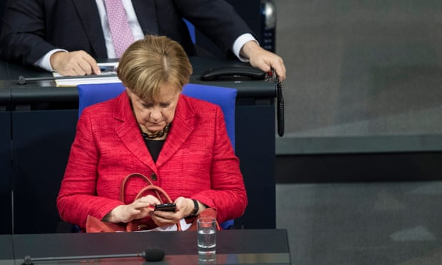 German politicians' personal data leaked online