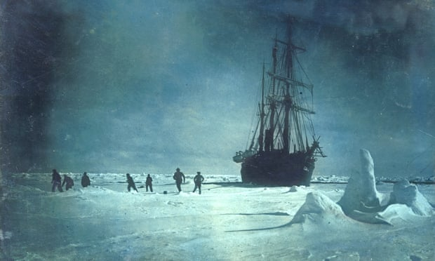 Antarctic team 'upbeat' about hope of finding Shackleton's ship