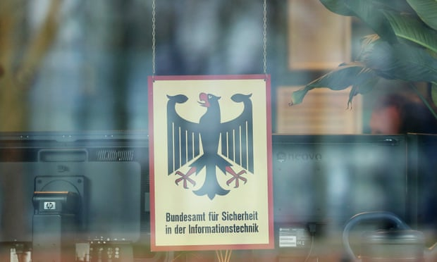 German cyber-attack: man admits massive data breach, say police