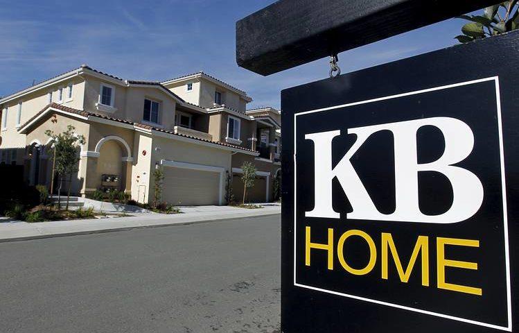 KB Home (KBH) Moves Lower on Volume Spike for January 10