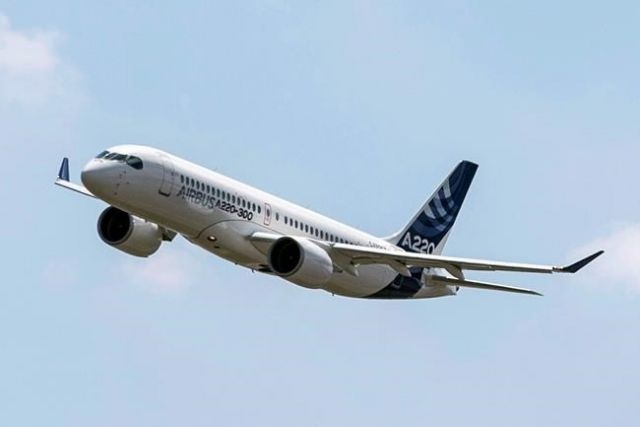 Airbus starts work on A220