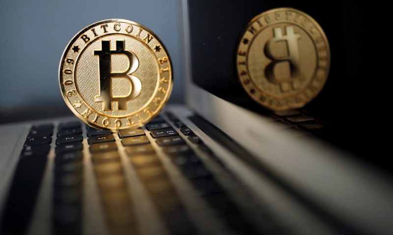 Bitcoin stumbles to a 6-week low
