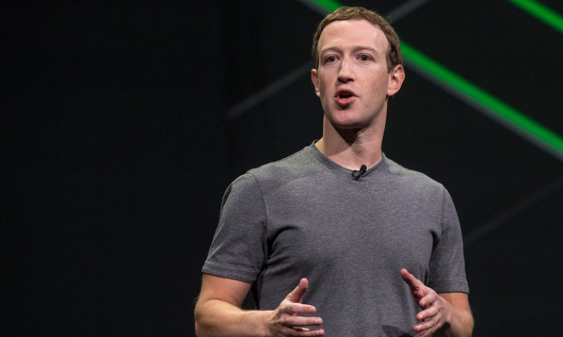 Mark Zuckerberg defends Facebook's business as 'still evolving and improving'