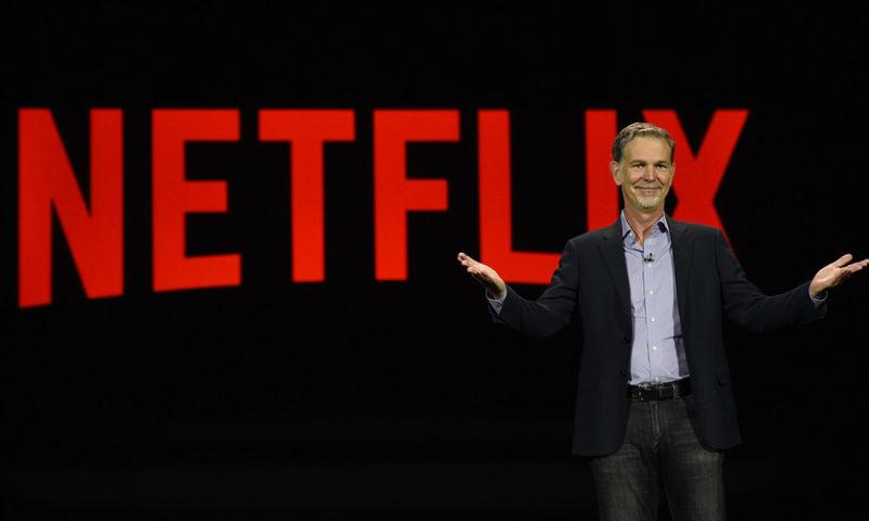 Netflix stock falls but analysts get even more bullish