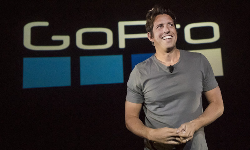 GoPro CEO: There was no 'boogeyman' this holiday quarter