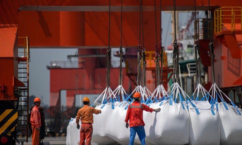 European markets jump as hopes over trade deal rise