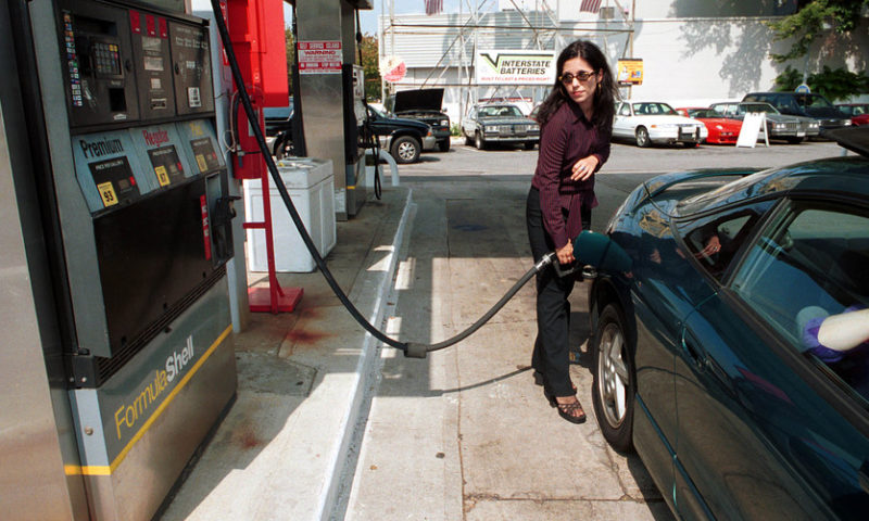 Gasoline prices could jump 35% by May, forecast says