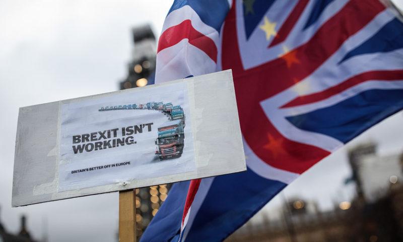 Brexit Brief: Will parliament take back control?