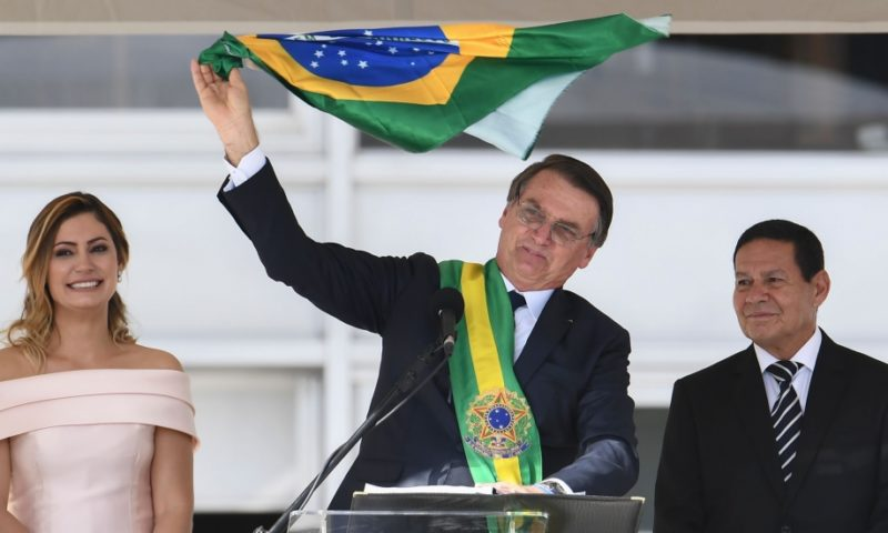 Jair Bolsonaro launches assault on Amazon rainforest protections