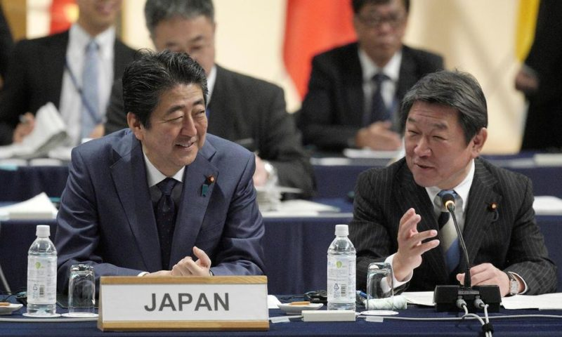 Pacific Rim Trade Bloc Meets in Tokyo, Prepping for Growth