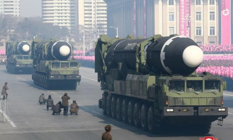 Report Reveals an Undeclared North Korean Missile Base Headquarters