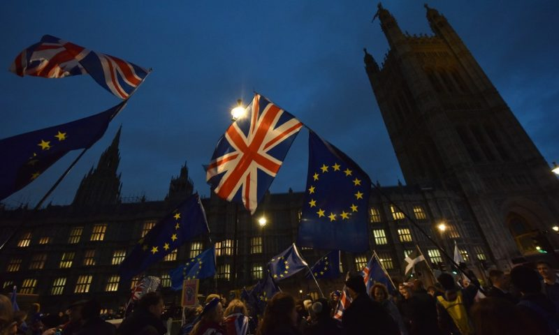 Just How Tied Up Is the U.K. to the EU?