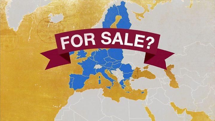 EU urges crackdown on 'golden passports' for big investors