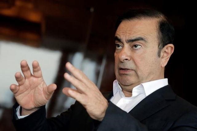 Ghosn asserts innocence
