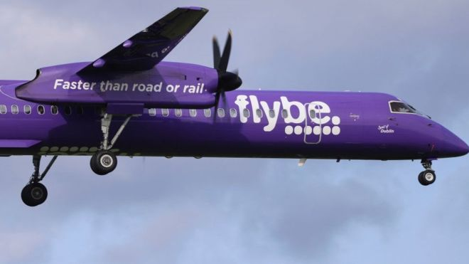 Flybe will wind up company if shareholders reject sale