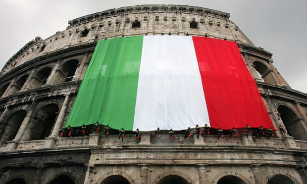 Italy slips into recession for third time in a decade