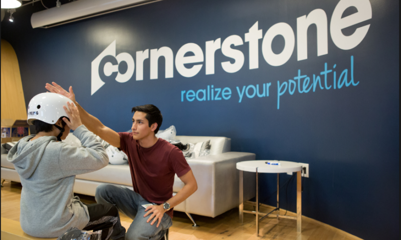 EQUITIES ANALYSTS ISSUED AWAITATIONS FOR CORNERSTONE ONDEMAND, INC.'S Q1 2019 REVENUE (CSOD)