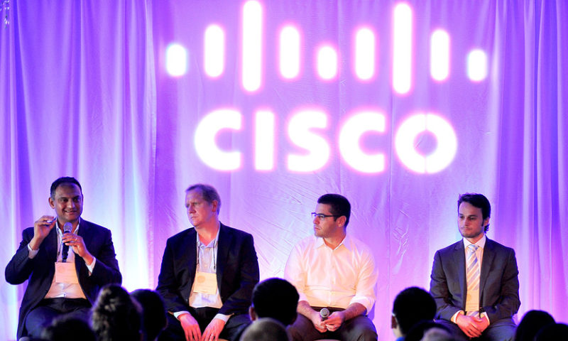 Cisco shows 'fundamental resiliency' as stock climbs after earnings