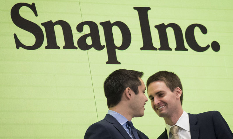 Snap earnings: Well, this could be a doozy of a conference call